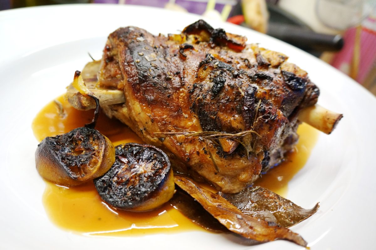 Kleftiko Slow Cooked Greek Lamb Recipe