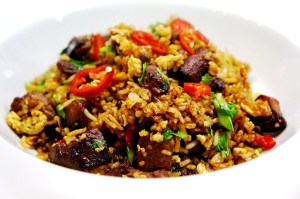 Chinese Stir Fried Rice