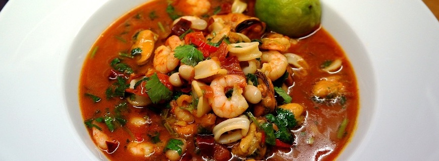 Chipotle Recipes – Mexican Seafood Recipe