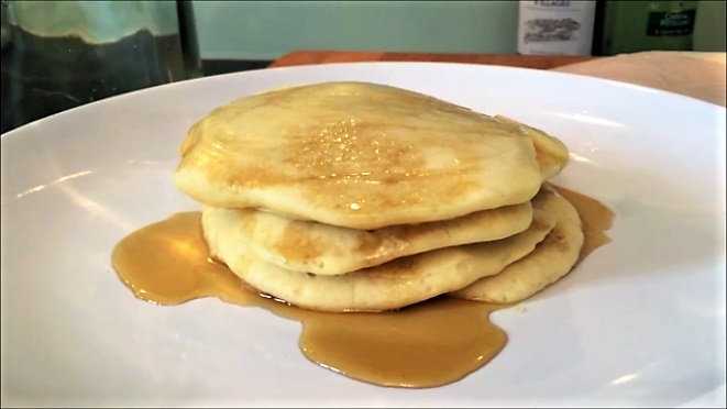 Microwave Pancakes – How to cook pancakes in the Microwave   Pancake Day Recipe