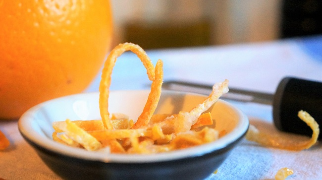 Candied Orange Peel Recipe – how to make candied peel
