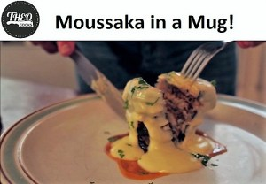 Easy Moussaka Recipe - Microwave Mug Recipe
