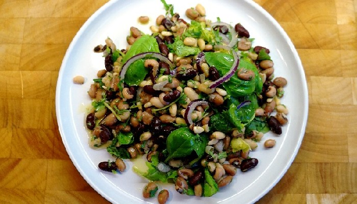 Bean Salad Recipe | Mixed Bean Salad