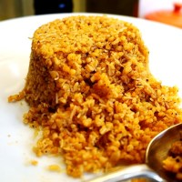 Pourgouri recipe - Bulgur Wheat Recipe | Greek Recipes
