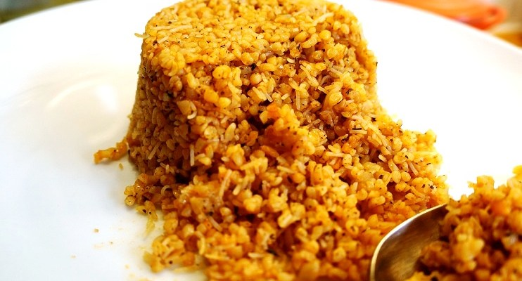 Pourgouri recipe – Bulgur Wheat Recipe | Greek Recipes