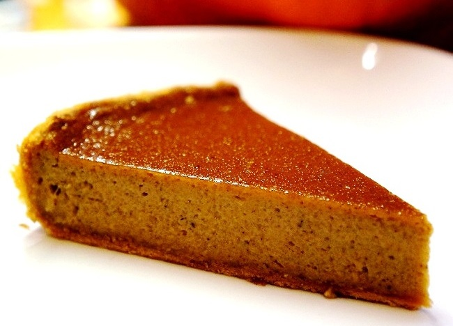 Pumpkin Pie Recipe – how to make pumpkin pie