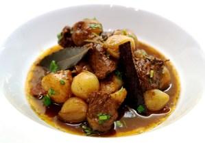 Beef Stifado - The Original Greek Cypriot Stew