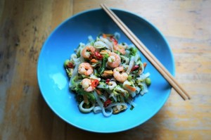 Thai Seafood Salad by Theo Michaels