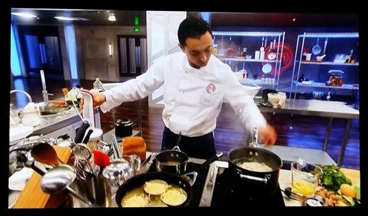 Theo on MasterChef…gulp…and my top 3 quotes!