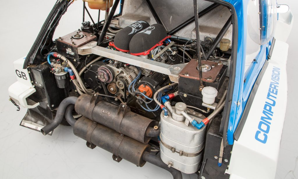 MG Metro 6R4 For Sale - Engine and Transmission 3