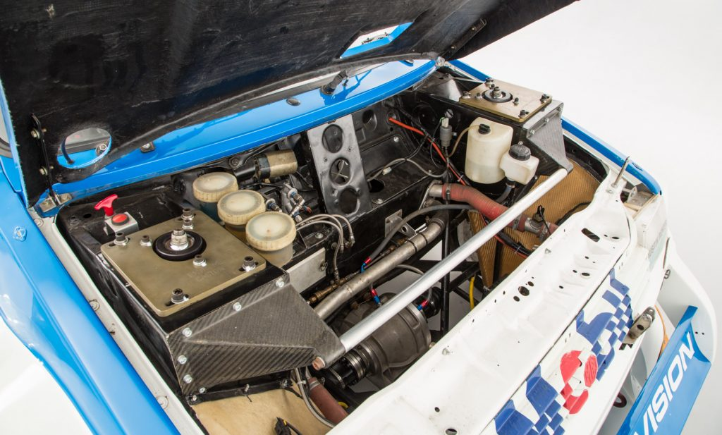 MG Metro 6R4 For Sale - Interior 7