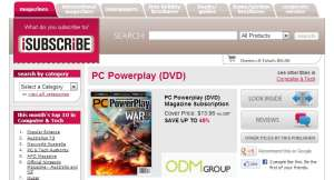 PC Powerplay offers gift with subscription – Tee Shirt