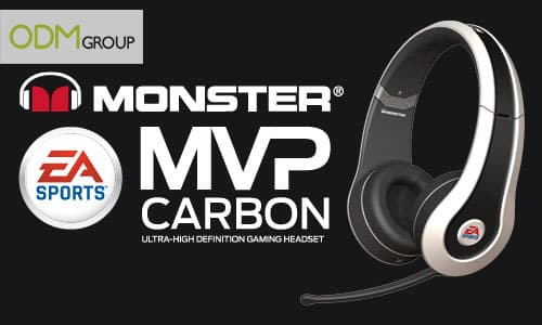Pepsi Marketing Gift - EA Sports MVP Carbon by Monster Headsets