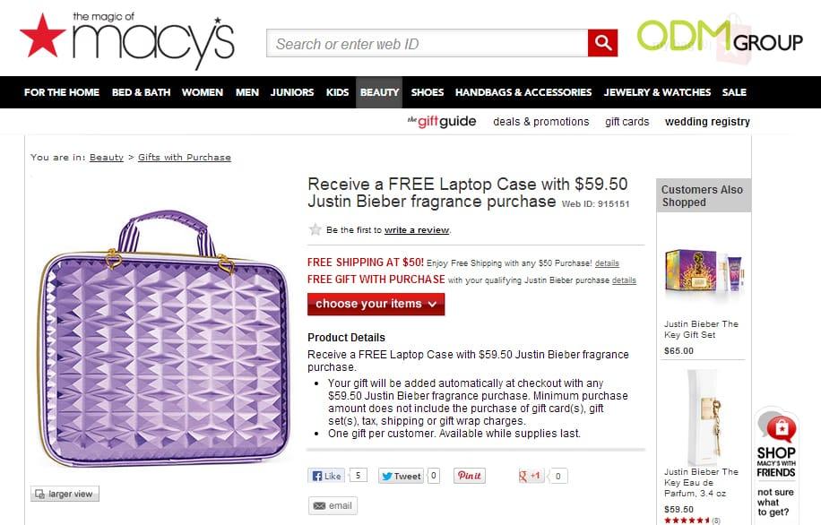 Stylish Marketing Product – Laptop Case