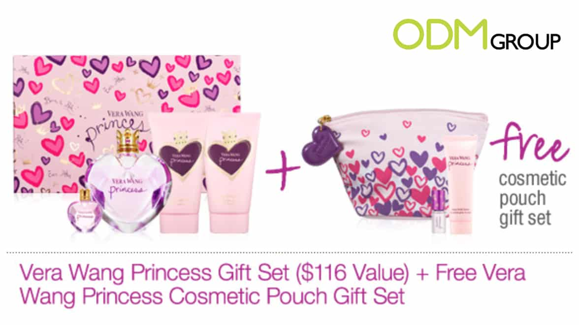 Vera Wang Princess Offers Gift Set to Boost Online Sales