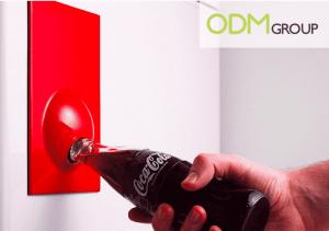 New Promotional Product: Fridge Magnet Bottle