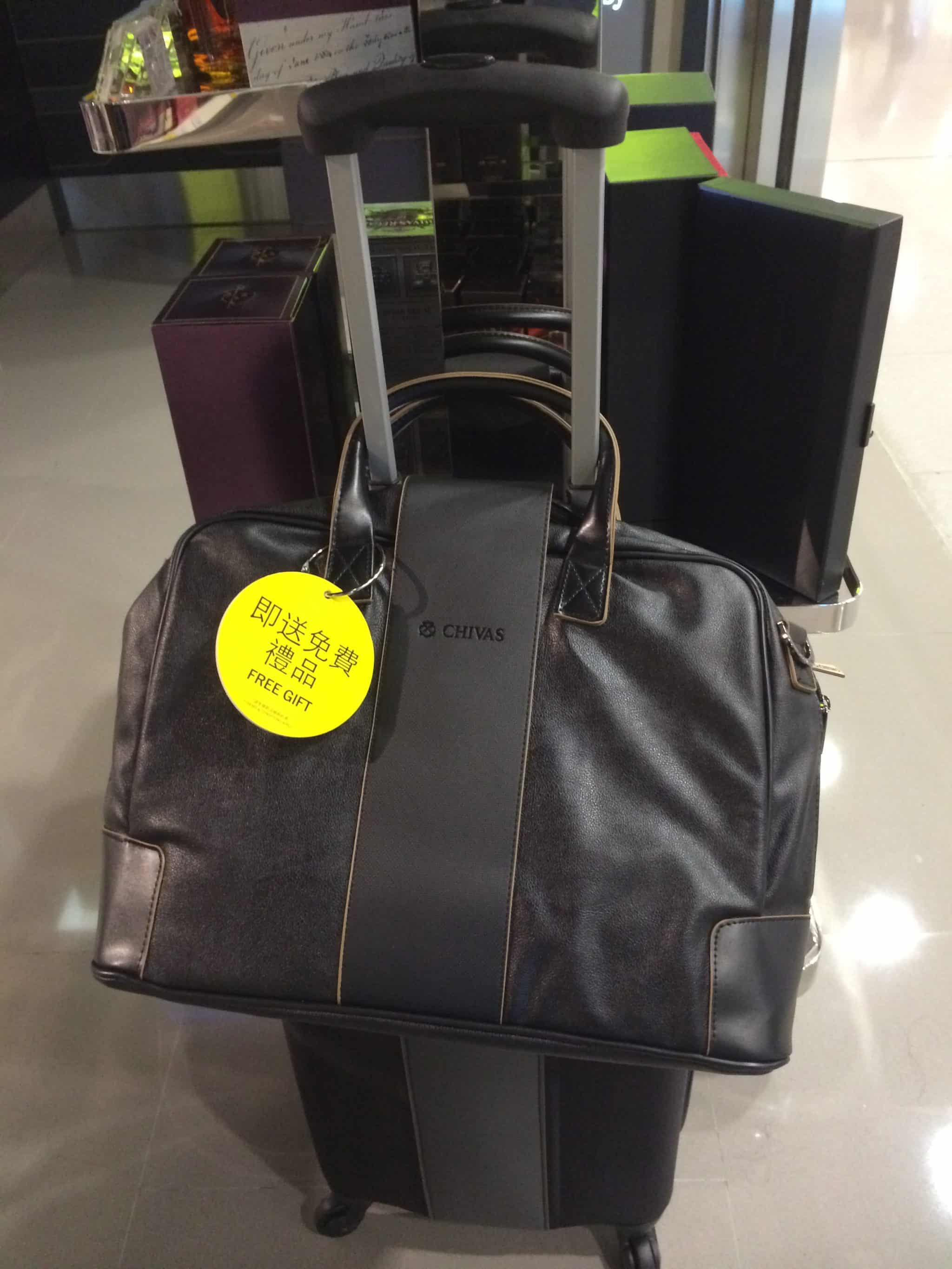 Trendy Bags as Gift with Purchase