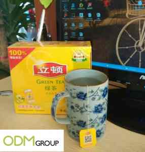 Lipton Green Tea in China Offering Marketing Awards