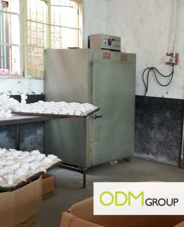 China Factory Visit Oven