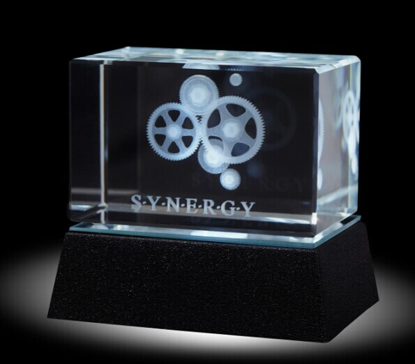 Business Idea for Memorable Event: Customised 3D Glass Cube