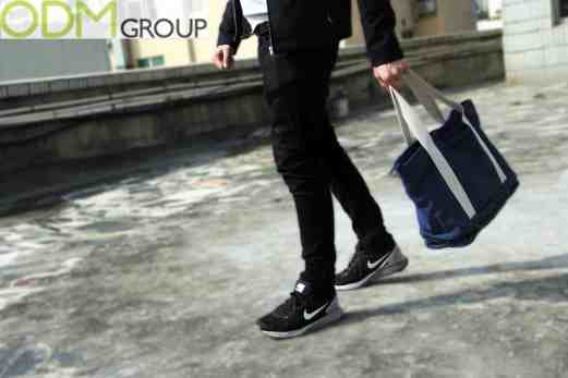 Premium Promotional Product: Conference Tote Bag