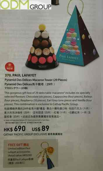 Limited Edition Promotional Gift: Paul Lafayet