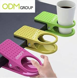 Promotional Desktop Clip Cup Holder Laura Foote 2016 03 24T17:37:20+00:00