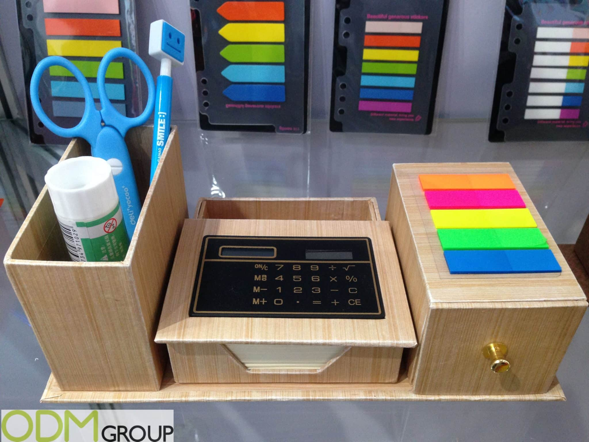 Business Gifts Idea - Custom Desktop Organisers