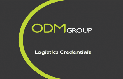 ODM Logistics Credentials