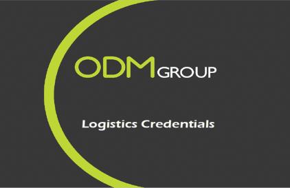 ODM Logistics Credentials