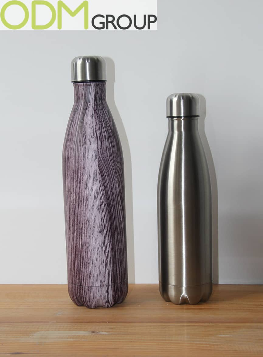 Stainless Steel Products - Double Wall Branded Flask