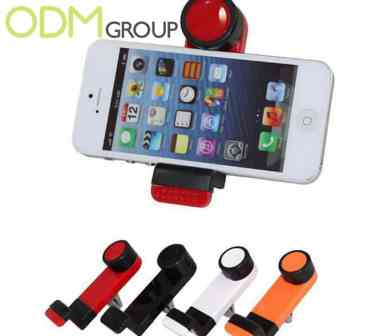 Car Accessory Idea Branded Phone Holder