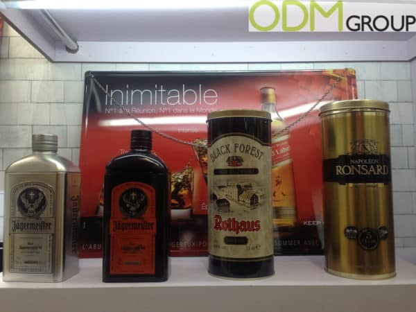 Cool Tin Packaging Idea for your Drinks Marketing