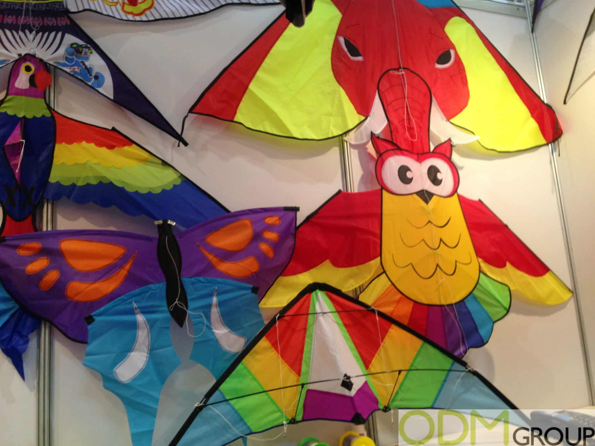 Customizable Kites Perfect The Perfect Unique Promotion