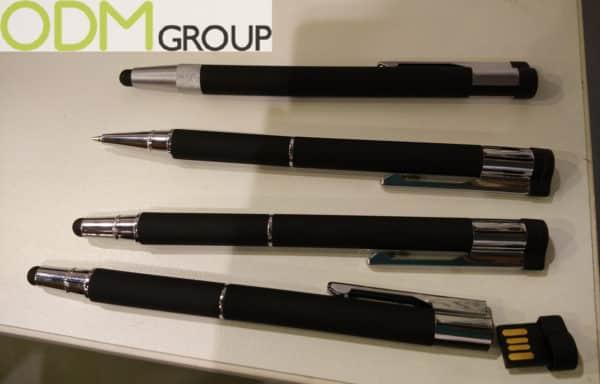 Business gifts idea - Customizable USB Pens