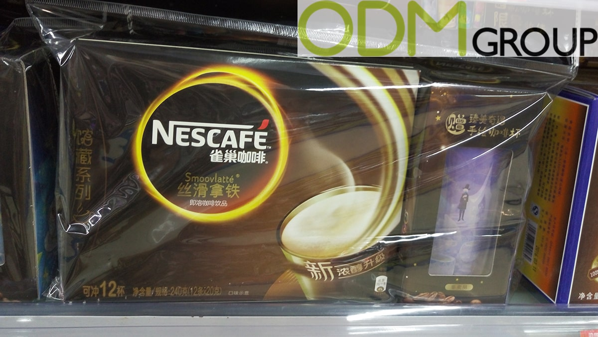 Nescafe Promo Idea – Custom Coffee Tumbler