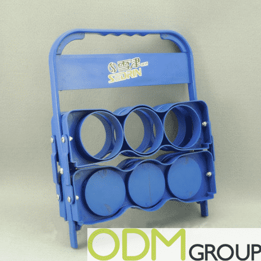 Drinks Promo Product - Foldable Bottle Carrier