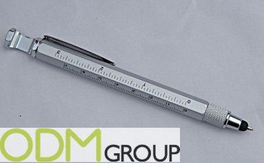 New Marketing Idea: Custom Multi-functional Promo Pen