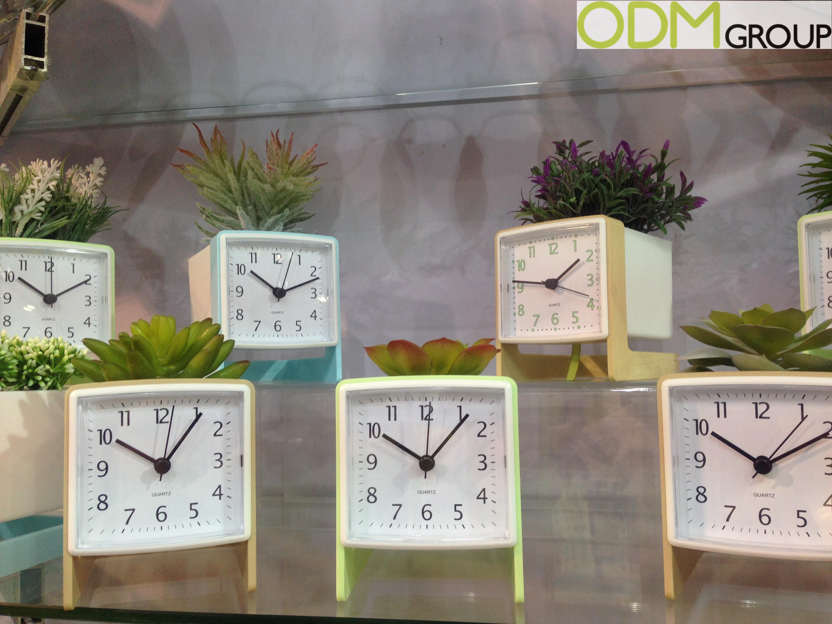 Office Promo Idea- Quirky Clocks