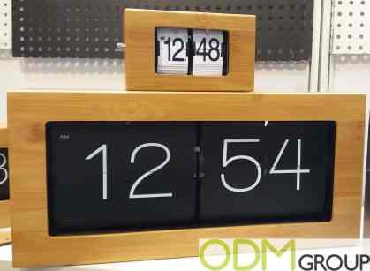 New Office Promo Idea: Original Retro Clocks