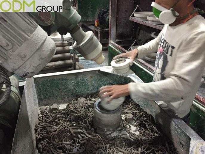 Ceramic Factory Visit - Manufacturing in China