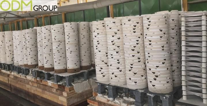 Ceramic Factory Visit – Manufacturing in China