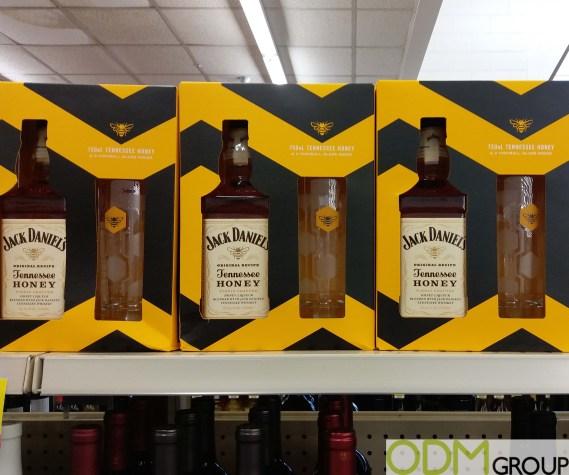 Branded Highball Glass - Jack Daniel's On-Pack Promo