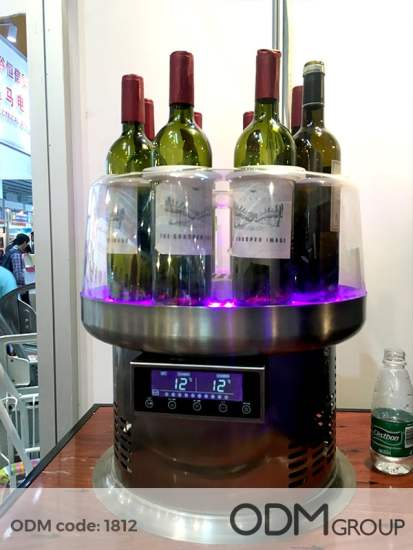 Exclusive offer - Wine Fridges POS Display Idea Exclusive offer - Wine Fridges POS Display Idea