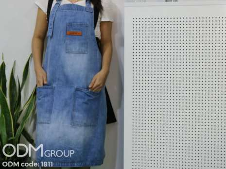 Vintage kitchen promotions - High quality custom aprons