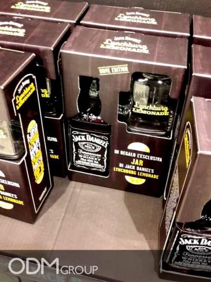 Branded Jar - Jack Daniel's GWP Idea For Drinks Industry