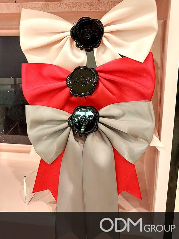 Custom Retail Packaging by Viktor&Rolf- Ideal for Christmas Promotions