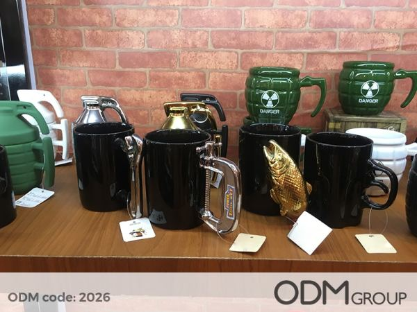 Manufacturing Ceramic Mugs Effective Brand Activation Solution