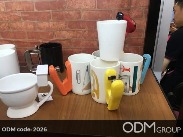 Manufacturing Ceramic Mugs  Creative Shapes and Designs