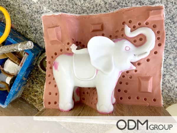 Polyresin figurines Manufacturing Process in China